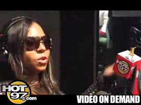 Ashanti Interview On Hot 97 (Speaks On Inc, Nelly & More)
