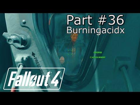 Fallout 4 - Burn Plays - Part #36 - Bad Memories