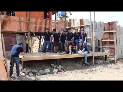 Construcción Empresas TECHO