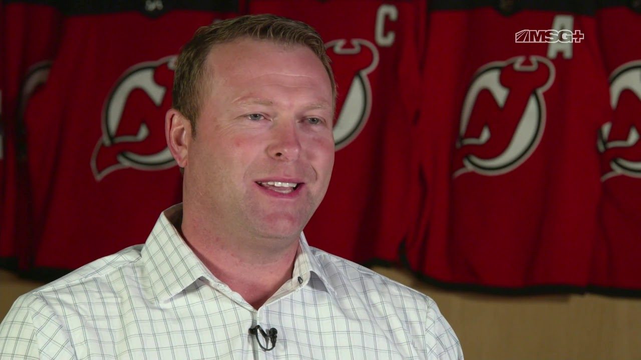 Martin Brodeur Hall Of Fame Is The Biggest Honor New Jersey