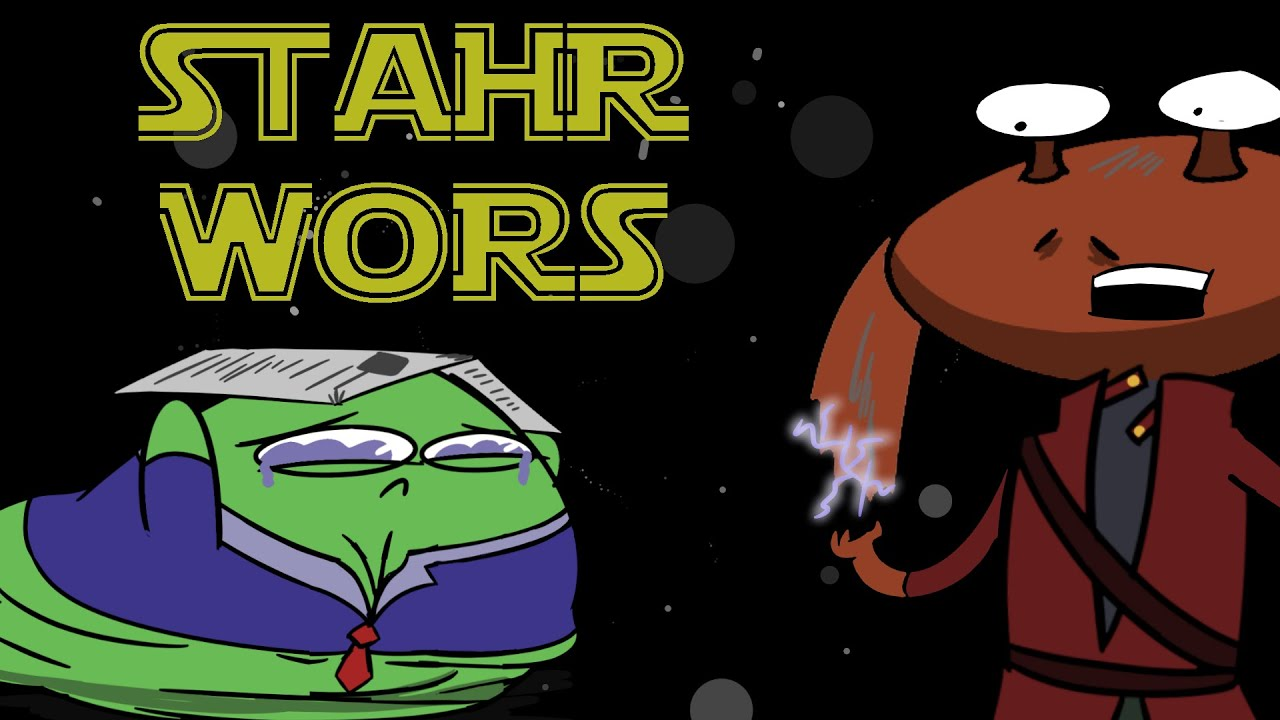 Stahr Wors RPG Story: The Farce Awokends