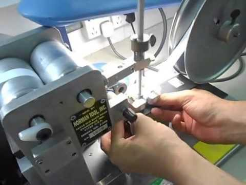 Surface Coatings Physical Testing - RCA Abrasion Test (RCA耐磨檢測)