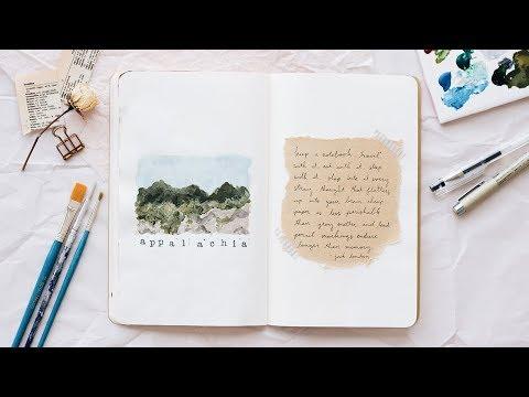 art journal #6 | finding inspiration
