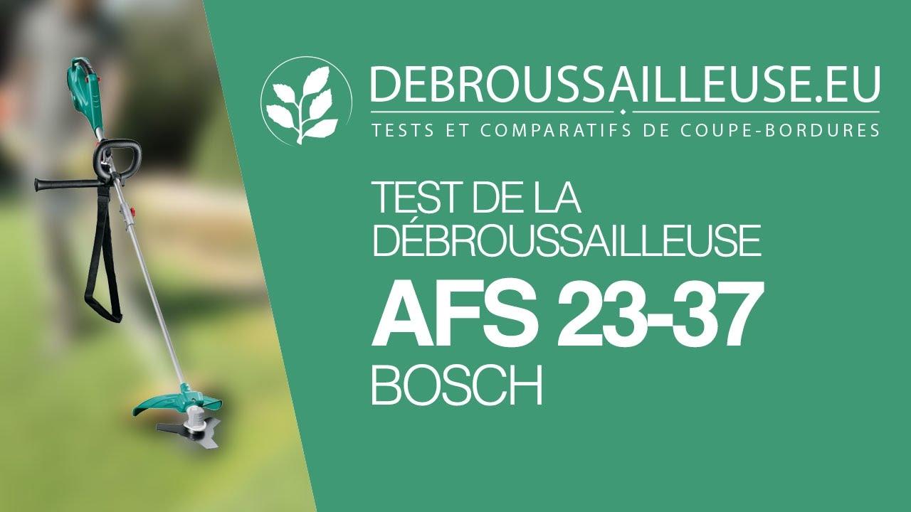 debroussailleuse electrique bosch afs 23-37