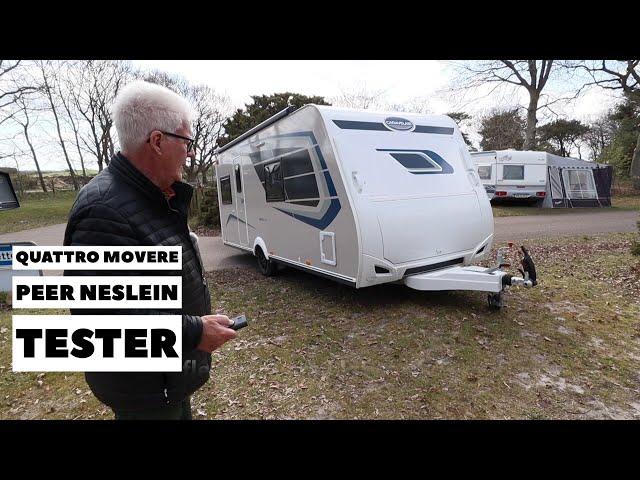 Quattro movere - Peer Neslein tester (Reklame)