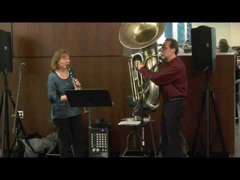 Janice Coppola & Roger Day - Emerging Legends Concert Series