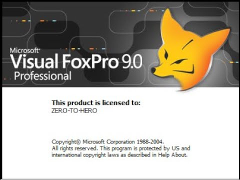 visual foxpro for windows 10 64 bit free download