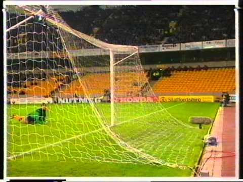 Wolves v Southend United, 13th September 1994