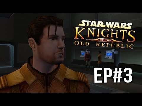Knights of the Old Republic (Greatest Star Wars RPG) - #3 The Republic Soldier