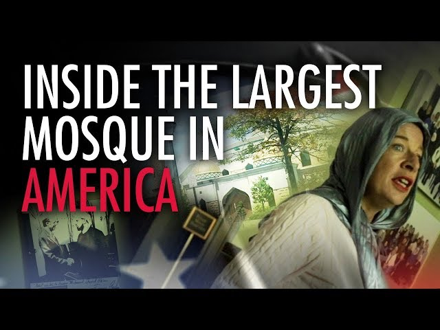 Katie+Hopkins%3a+INSIDE+America's+largest+mosque