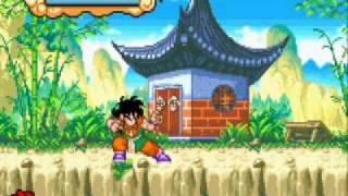 Dragon Ball Advanced Adventure: super attacks