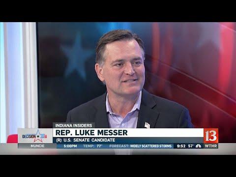 Indiana Insiders Luke Messer Part 2