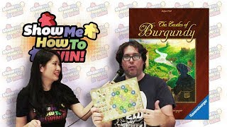 The Castles of Burgundy Strategy Tips with Sean Growley