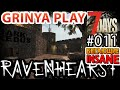 7 Days To Die Ravenhearst Alpha 16 4 E011 Нашел замок в Ravenhearst Insane Выживание 7dtd mp3