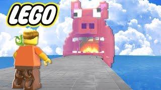 LEGO PIG OBBY