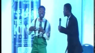 samsong perform at FRED BRIGHT SHOW IN ABUJA