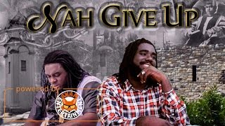 Stranjah Milla Ft. Jahvinci - Nah Give Up [