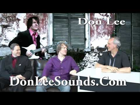 Don Lee Interview on NJRocks.TV