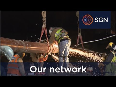 SGN cross-Solent gas pipeline replacement