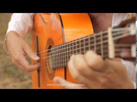 Costa Rica Master Guitarist Roberto Víquez. From WeLoveCostaRica.com