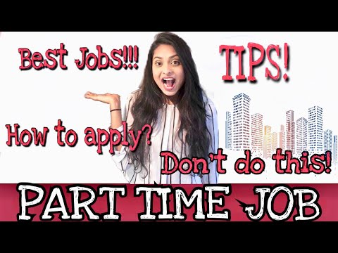Tips To Find Best Part Time Jobs In Canada For Students | Vancouver And Victoria BC