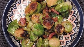 How To Cook Brussel Sprouts With Bacon