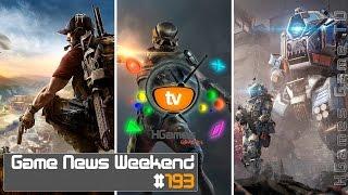 Game News Weekend — #193 Игровые Новости
