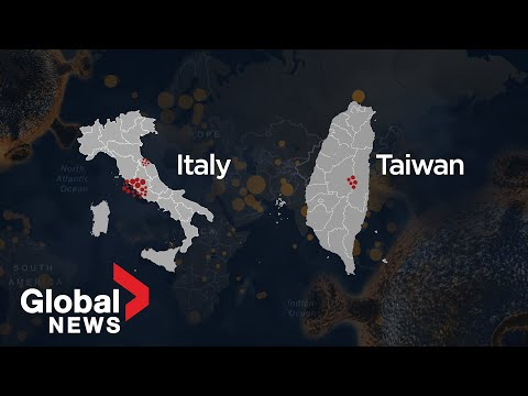 Coronavirus outbreak: Why the number of COVID-19 cases are drastically different in Taiwan and Italy