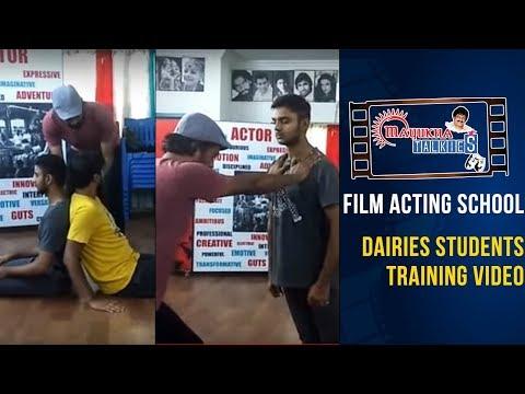 mayukha-talkies-film-acting-school-dairies-|-students-training-video-|-uttej