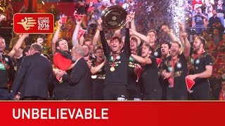 EHF EURO 2016  31.01.2016