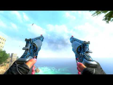 GUN SYNC - Six Shooter
