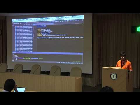 R2 DAY3-04 Building Static Blogs using Pelican - Quazi Nafiul Islam (PyCon APAC 2015)