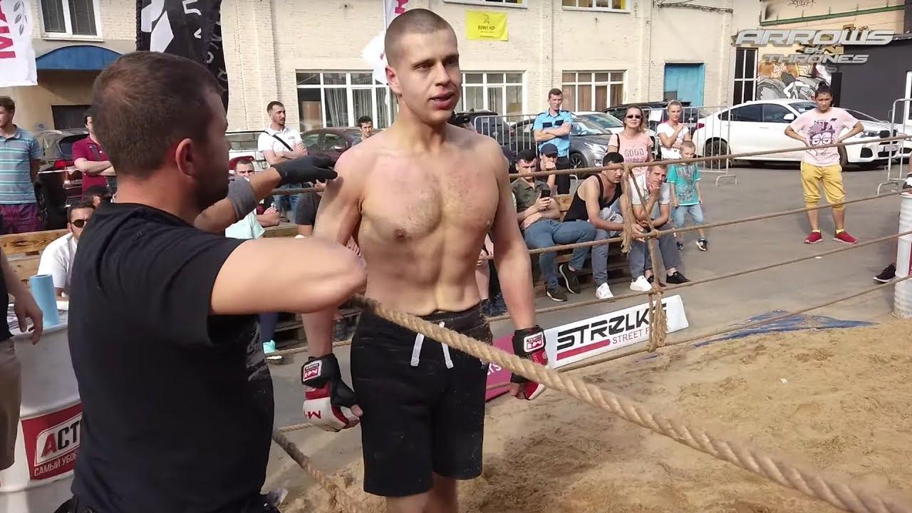 ДЗЮДО МАСТЕР против САМБИСТА !!!