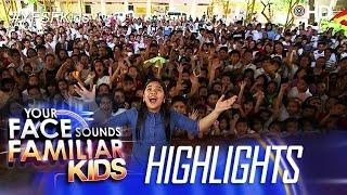 Kid Performers, dinalaw ang kanilang mga sinusuportahan na charity