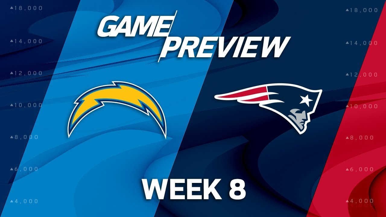 f10c252d812 Los Angeles Chargers vs. New England Patriots