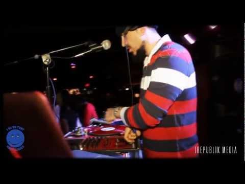 DJ B-LORD @ Plan B Chs. SC 12.20.12  Part 1