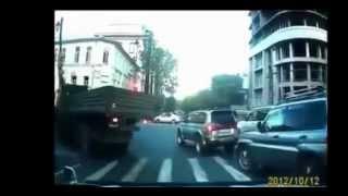Свежая подборка аварий на видеорегистратор ДТП(, 2014-06-17T16:59:28.000Z)