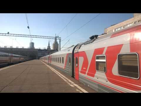 ЭП20-029 с поездом №30/29 ПРЕМИУМ Москва - Новороссийск