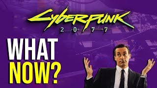 Cyberpunk 2077 - What's Next? (GamesCom, VGA's, E3)