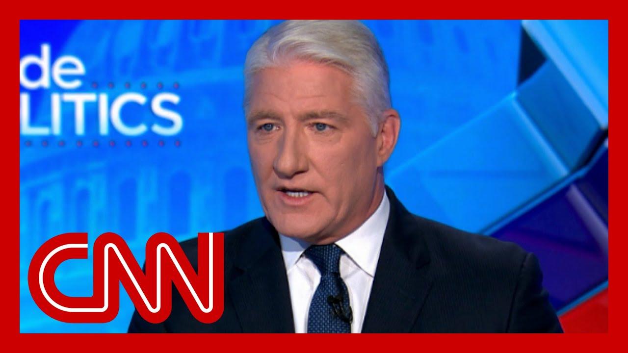 'Secret I've never shared': CNN's John King reveals he has multiple ...