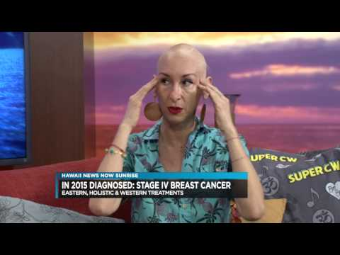 Stage IV breast cancer how is she doing now