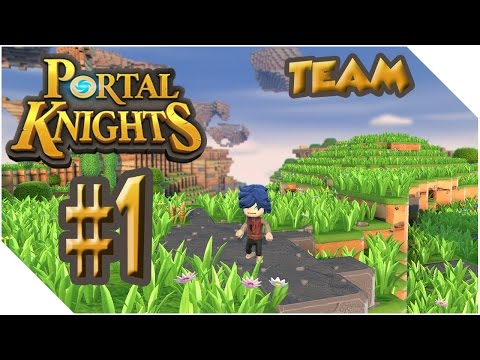 [FR] PORTAL KNIGHT - Ep1 - BENBIG LE BARBARE ! ( NEW )
