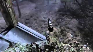 Call Of Duty MW3 Прятки Три Выхода За Карту