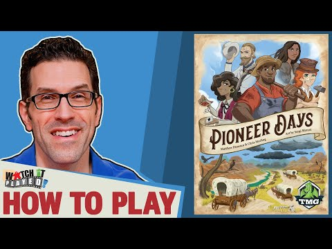 Pioneer Days - How To Play