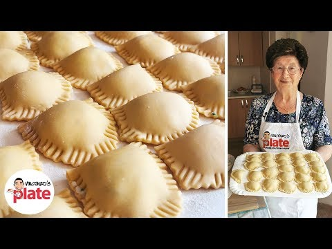 HOW TO MAKE RAVIOLI From Scratch Like NONNA
