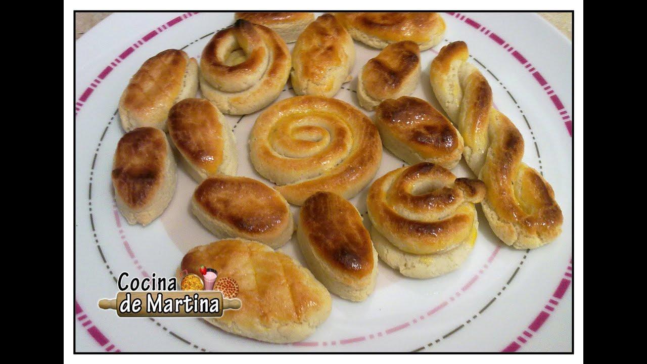 Mazapanes caseros recetas para navidad cocina de for Cocina de martina