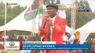 Comedian Captain Otoyo tickles Tangatanga MPs with a 'Baba' joke