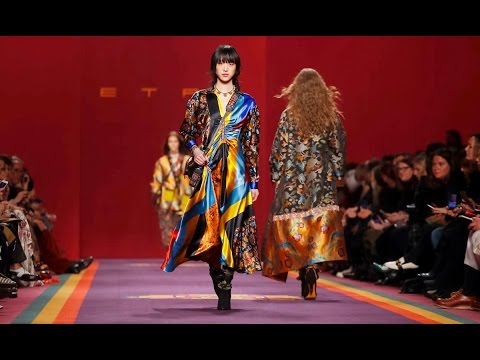 Etro | Fall Winter 2017/2018 Full Fashion Show | Exclusive