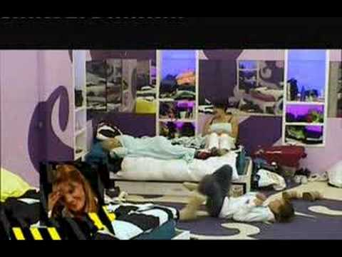 Jack and Danielle Eviction : CBB5 Celebrity Big Brother 5