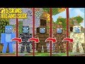 MURDER MYSTERY... 5 SKIN SEEKER CHALLENGE!! Minecraft w/ Little Kelly and Sharky